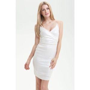 Nicole Miller sequin dress